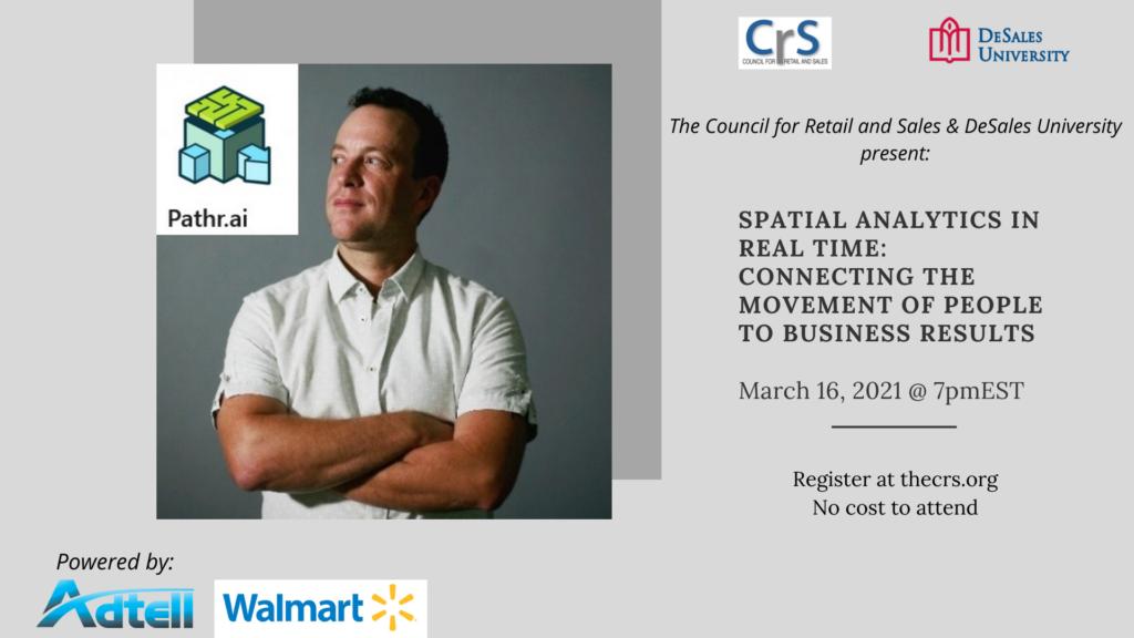 Spatial Analytics promo image