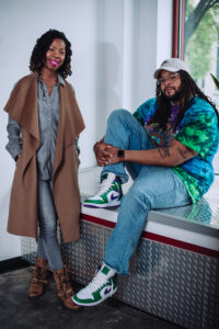 Veronica & Quartez Moore Co-owners, The Taste Smokers